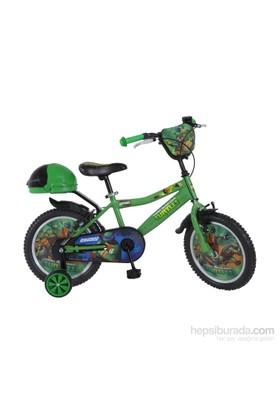 Ümit Ninja Turtles 16 Jant Bisiklet 1645
