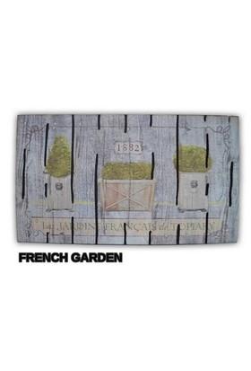 Giz Home Mozaik Paspas French Garden 45X75 Cm