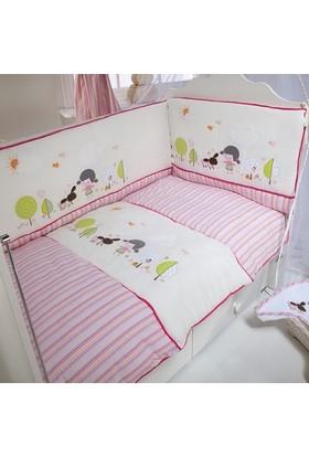 Aybi Baby Bebek Uyku Seti 70X130 Mili
