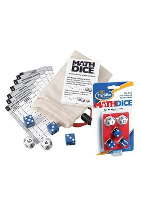 Thinkfun Matematik Zarları (Math Dice)
