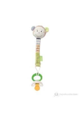 Baby Fehn Emzik Tutacağı Maymun