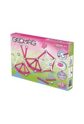 Geomag Mıknatıslı Parçalar Color Pink 66 Parça