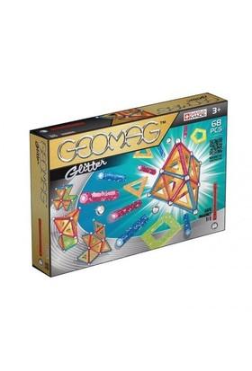 Geomag Mıknatıslı Parçalar Glitter 68 Parça