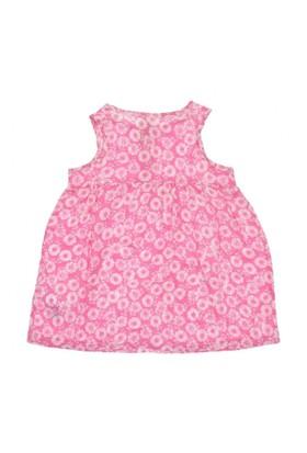 Modakids Wonder Kids Kız Bebek Çiçekli Elbise 010-1309-021