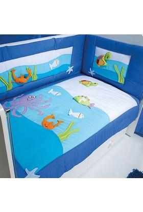 Aybi Baby Aquarium Uyku Seti 80X140