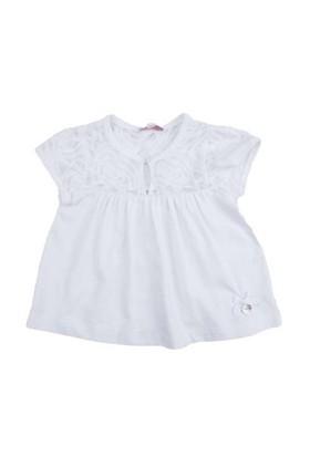 Zeyland Kız Çocuk Beyaz Tshirt K-51M552ref53