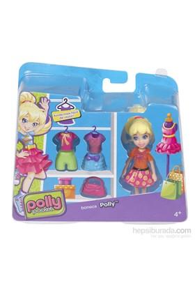 Polly Pocket Polly Ve Renkli Kıyafetleri Cbw79