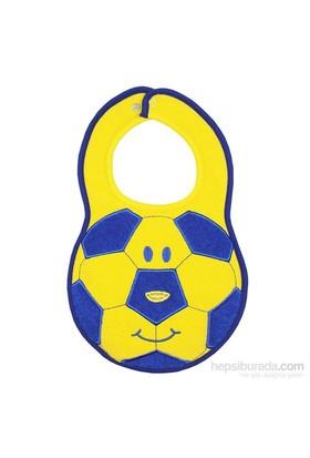 O Piti Piti Sarı/Lacivert Futbol Önlük