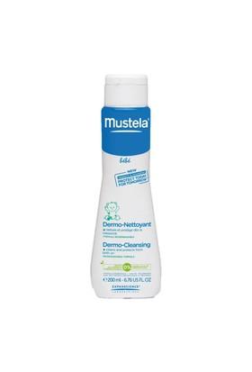 Mustela Dermo Cleansing 200 ml - Sabun İçermeyen Saç & Vücut Temizleyicisi