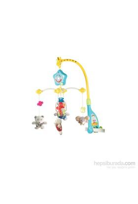 Prego Toys Giraffe Musical Mobile
