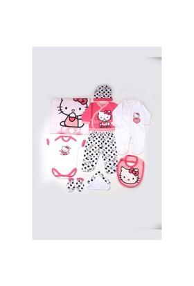 Hello Kitty Hastane Çıkışı 10Lu
