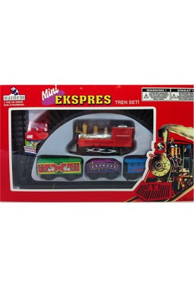 Vardem Mini Expres Tren Set