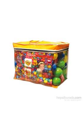 King Kids Oyun Havuzu Topları 65 Mm - 100 Adet