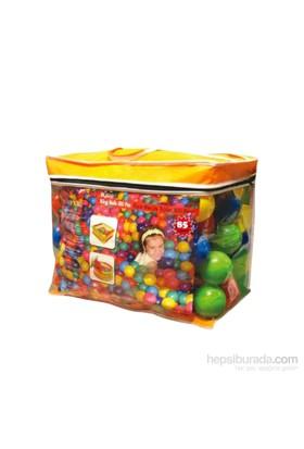 King Kids Oyun Havuzu Topları 85 Mm - 100 Adet