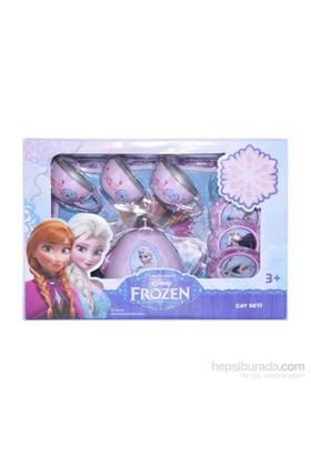 Disney Frozen Metal Çay Seti