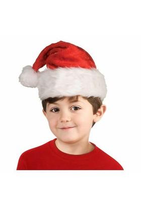 Rubies Çocuk Noel Peluş Şapka