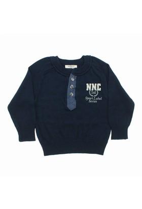 Modakids Nanica Erkek Çocuk Patlı Kazak (1-3 Yaş) 001-5343-012