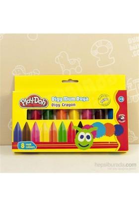 Play-Doh Bigy Mum Boya 8 Renk