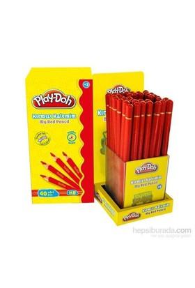 Play-Doh Kırmızı Kalemim