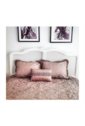 Mella Home Hira Yatak Örtüsü