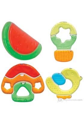 Wee Baby Baby Funny Sulu Diş Halkası - Karpuz
