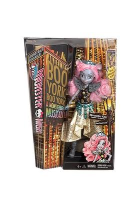 Monster High Boo Yorkun Yeni Acayipleri Chw64