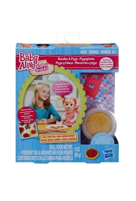 Baby Alive Snack Packs Yedek Mama Paketi B1451
