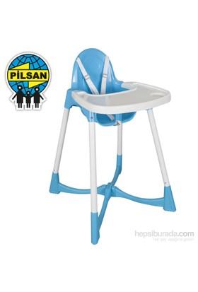 Pilsan Pratik Mama Sandalyesi / Mavi