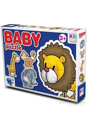 Baby Puzzle Orman