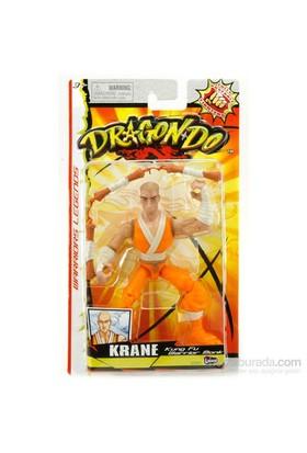 Dragon-Do Krane Kung Fu Ustası 15 Cm Figür