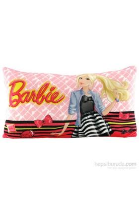 Barbie Dikdörtgen Yastık 25 X 45 Cm
