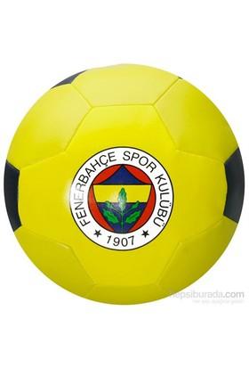 Fenerbahçe Lisanslı Sünger Futbol Topu Büyük