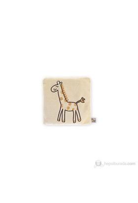 Fashy Kanola Tohumlu Doğal Isı Yastığı / Zürafa