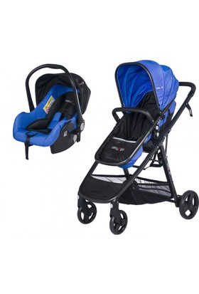 Baby2Go 6032 Escape Travel Puset - Mavi