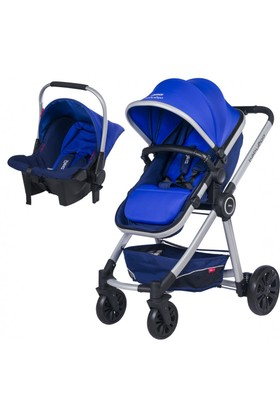 Baby2Go 6033 Power Travel Puset - Mavi