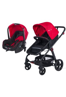 Baby2Go 6036 Dolce Travel Puset - Kırmızı