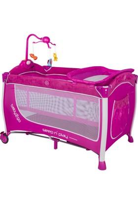 Baby2Go 6104 Oyun Parkı - Pembe