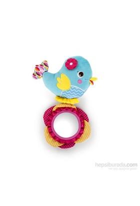 Bright Starts Gezi Oyuncağı Tweet Çıngıraklı Aynalı Kuş