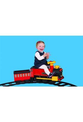 Sunny Baby 7221E Steam Train Express / Kırmızı Tren