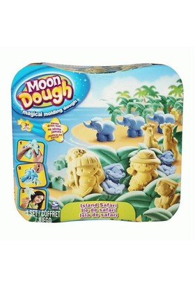Moon Dough Safari Island