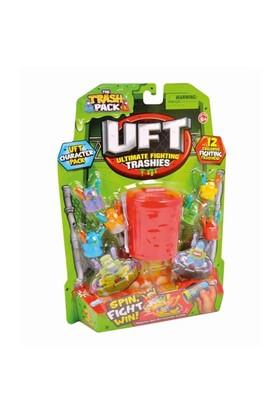 Trash Pack Uft Fırıldak Toslayıcı 12'Li Paket