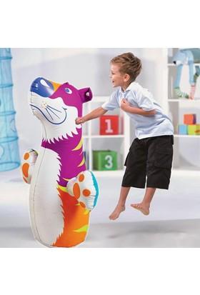 Bluezen Çocuklar İçin Şişme Hacıyatmaz-Deniz Aslanı