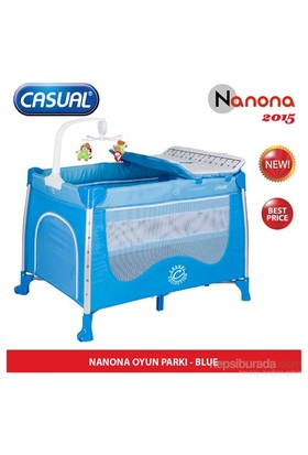 Casual Nanona Oyun Parkı - Mavi (2015)