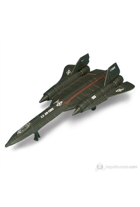 Maisto Sr-71 Blackbird Oyuncak Uçak