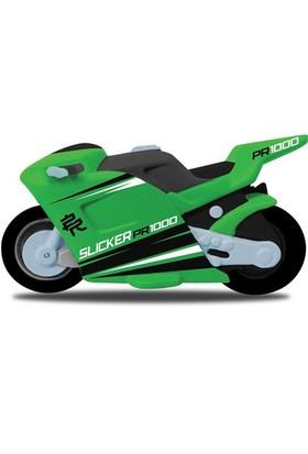 Maisto Slicker Pocket Rocket Oyuncak Motor Yeşil 6 Cm