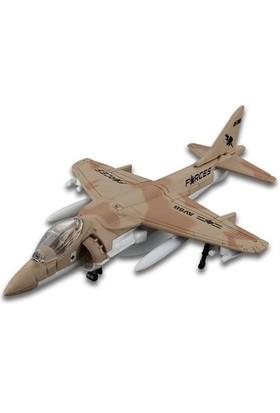 Maisto Metal Forces Askeri Savaş Uçağı Av-8B Harrier 2 Model Uçak