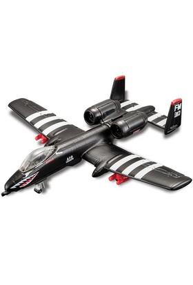 Maisto Metal Forces Askeri Savaş Uçağı A-10A Thunderbolt 2 Model Uçak