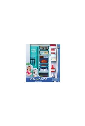 Keenway-Ev Aleti Buzdolabı Ses/Işık