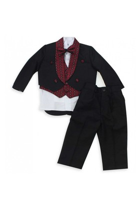 Modakids Erkek Çocuk Frak Takım Elbise 037 - 20981 - 007