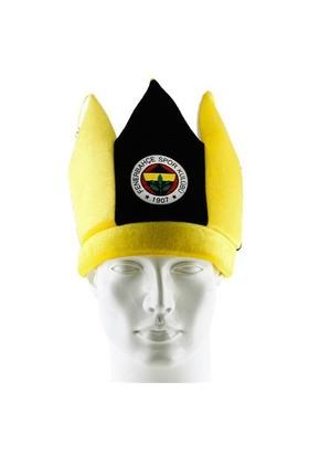 Fenerbahçe Lisanslı Kral Festival Şapka